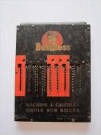 Machine à Calculer - Roule Sur Billes - Business - Voir Description - Andere Verzamelingen