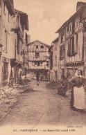 PARTHENAY La Basse-ville Avant 1889 - Parthenay