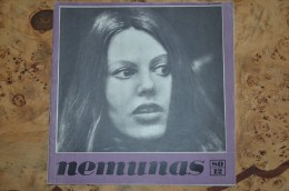 "Litauen Lithuania Cultural Magazine  ""Nemunas"" 1980 Nr.12 - Livres, BD, Revues"