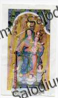 MADONNA DEL CARMINE - MUGNANO DEL CARDINALE - Santino - Holy Card - Images Religieuses