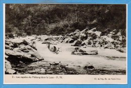 ASIE  - LAOS -- Les Rapides Du Mékong Dans Le - Laos