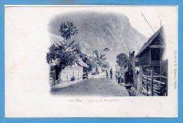 ASIE  - LAOS -- Une Rue De Muong Ngoi - Laos