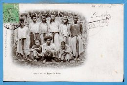 ASIE  - LAOS --  Types De Méos - Laos