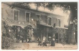 94 - VILLIERS-SUR-MARNE - Bois De Gaumont - Maison Condé - Restaurant Du Vieux Chêne - (ETAT) - Villiers Sur Marne