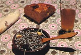 España--Galicia--1988--Platos Tipicos--Angulas--a, Argenteuil, Francia - Recetas De Cocina