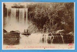ASIE  - LAOS --  Les Chutes De La Sé Noi - Laos