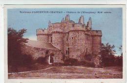 79. ENVIRONS D'ARGENTON CHATEAU . CHATEAU DE L'EBAUPINAY .