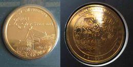 Malaysia 2013 1 Ringgit National Museum 50 Years Coin 2013 Nordic Gold BU Coin - Malaysia