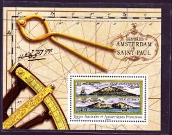 TAAF : Y&T : Les Iles Amsterdam Et St Paul : F653** - FDC