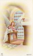 510Bf   Image Pieuse Souvenir Communion Solennelle église De Laragne (05) Pierrette Tozzini En 1955 - Religion & Esotérisme