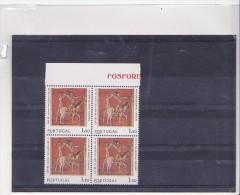 Portugual N°126a** Avec Bande Phosphore Rare Avec BDF - Errors, Freaks & Oddities (EFO)