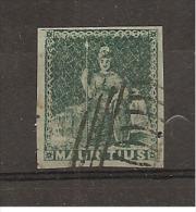 MAURICE - Timbre Non Dentelé, Belle Marge - N° 12: Côte 350€ - Mauritius (1968-...)