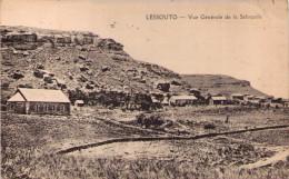 LESOTHO - LESSOUTO - Vue Générale De La Sébapala - Lesotho