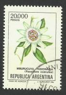 Argentina, 20000 P. 1982, Sc # 1354, Used - Argentina