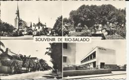 ALGERIE . RIO SALADO . SOUVENIR DE RIO SALADO . MULTIVUE - Algerien