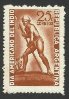 Argentina, 25 C. 1948, Sc # 576, MH - Argentina