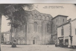 CADOUIN     PLACE DE L EGLISE - France