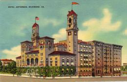 Hotel Jefferson, Richmond, Virginia - Richmond