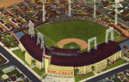Miami Stadium Florida - Miami
