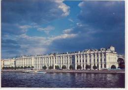 ST. PETERSBURG -  The Winter Palace  - Giant Postcard 21 X 15 Cm - Russia