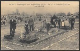 Rabosée-barchon Liège N°10c. Soldatengrab...  Soldats Allemands - Militaire Begraafplaats Duitsers - Liège