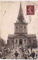 Cpa   LE PORTEL L Eglise La Procession - Le Portel