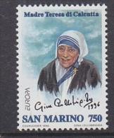 Europa Cept 1996 San Marino 1v  ** Mnh (25954G) ROCK BOTTOM PRICE - Europa-CEPT