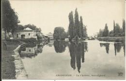 ANGOULEME , La Charente , Saint Cybard - Angouleme