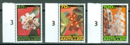 Netherlands Antilles 1981 Flowers MNH** Lot. 4158 - Antilles