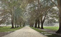 CPA ALTRINCHAM - THE AVENUE - DUNHAM PARK - Angleterre