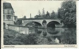 ANGOULEME , Pont Saint Cybard - Angouleme