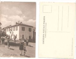 SAUZE D'OULX ( TORINO ) CASA COMUNALE E VIA PROF. FAURE - EDIZ. PLACIDE EYDALLIN - Other Cities