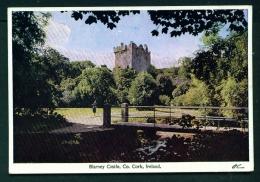 IRELAND  -  Blarney Castle  Unused Vintage Postcard As Scan - Cork