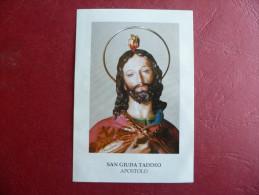 Santino San Giuda Taddeo Apostolo - Devotion Images