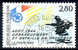 FRANCE 1994 - Set Used - France