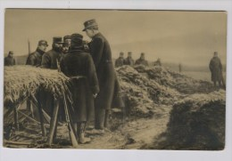 Koning Albert In De Loopgraven [Avecapelle] - Guerre 1914-18