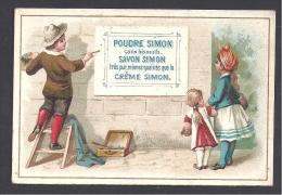 Poudre - Savon - Crème  SIMON  ( 2 Scans ) - Unclassified