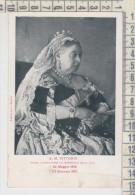 Case Reali S.M. Vittoria - Regina D'Inghilterra - Royal Families