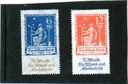 B - 1922 Germania - Pro Anziani E Fanciulli (nuovi Senza Gomma) - Nuovi