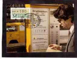 9899   -    RANSBACH-BAUMBACH  1.7.1982 - Sammlerbörsen & Sammlerausstellungen