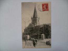 LE HAVRE.SANVIC:L'Eglise. - France