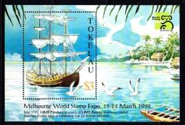 Tokelau 1999 Australia '99 Stamp Exhibition MS MNH - Tokelau
