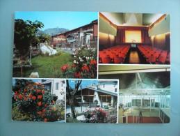 Donnaz - Aosta - Casa Di Riposo Donna Pacis - Non Viaggiata Ma Scritta - Aosta