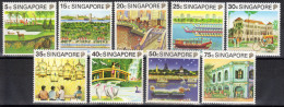 Singapore,Tourism I 1990.,MNH - Singapore (1959-...)