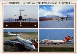 AVIATION - LONDON HEATHROW Ap237 - Aerodrome