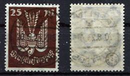 D. Reich Michel-Nr. 265 Vollstempel - Geprüft - Oblitérés