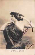 CPA Fantaisie - Femme - Artiste - Portrait - CHENAL - Aphrodite - Women