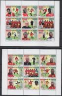 Guinée Guinea 2008 CAN Coupe D'Afrique Des Nations Football Soccer équipe National National Team Fußball Sport RARE !!