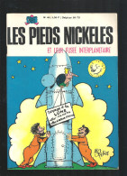 Les Pieds Nickelés Et Leur Fusée Interplanétaire - Pieds Nickelés, Les