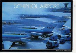 AVIATION - SCHIPHOL AIRPORT  Ap247 - Aerodrome